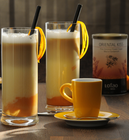 Rezept Pumpkin Spice Latte