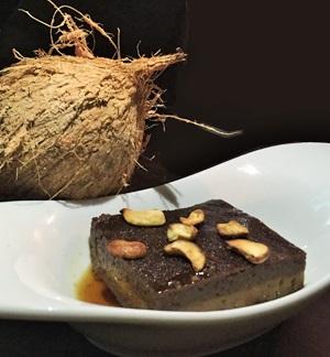 Dessert-Spezialität aus Sri Lanka: Wattlappan-Kokospudding