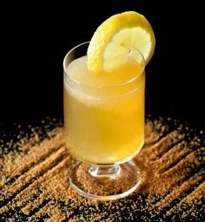 Java Margarita Cocktail