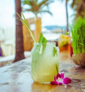 Cocktail mit fernöstlichem Flair: Der Thai-Pirinha