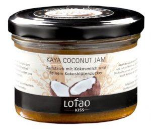 Lotao Kaya Coconut Jam Kokosnuss Aufstrich