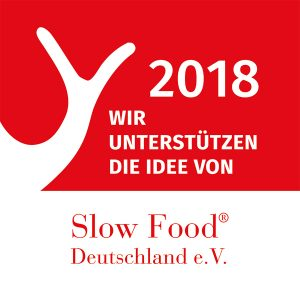 Slow Food Deutschland e.V. 2018 Logo