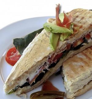 Jackfruit-Rezept: Sandwich Tuna Art