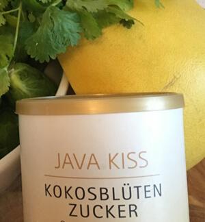 Gerösteter Blumenkohl mit Grapefruit und Java Kiss Kokosblütenzucker