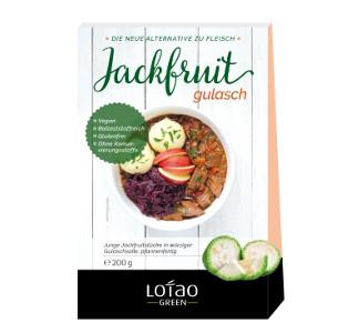 Bio-Jackfruit Gulasch