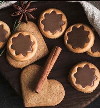 Kokosblütenzucker - Kekse