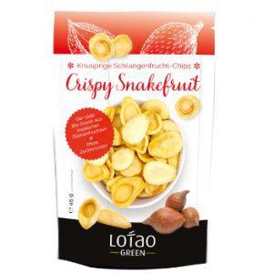 Crispy Snake Snakefruit Chips von Lotao